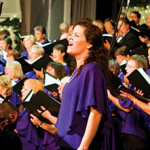 Hitting the high notes with the Sonoma Valley Chorale