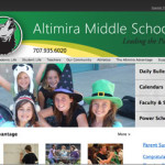 Rave reviews for new middle school web sites