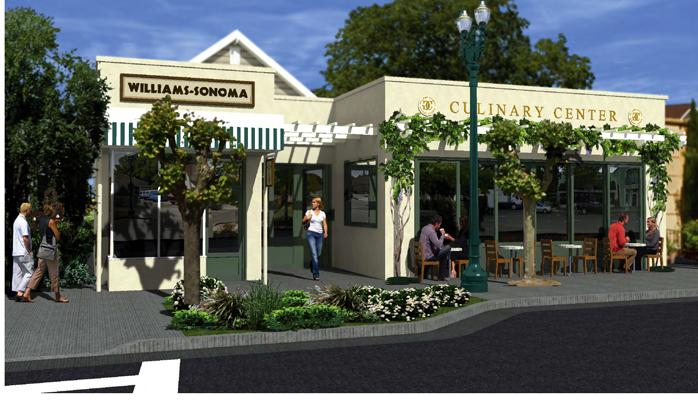 New Williams Sonoma Store Will Recreate 1956 Original Sonoma Sun