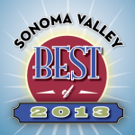 Best of Sonoma Valley 2013