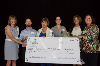 Impact100 awards $100,000 to Redwood Empire Food Bank