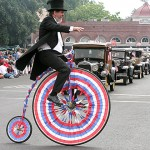Fourth of July Parade salutes the arts