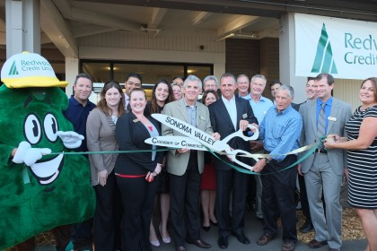 RCU Sonoma Ribbon Cutting 1