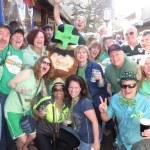 St. Patrick's Day Sonoma Valley Style