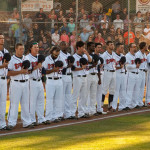 Stompers announce 2015 baseball schedule