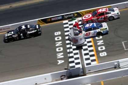 The Toyota/Save Mart 350 is June 26-June 28 at Sonoma Raceway (Sonoma Raceway)