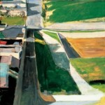 California poetry and the art of Richard Diebenkorn