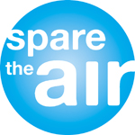 Spare the Air Day logo