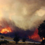 Car exhaust to blame for Berryessa fire