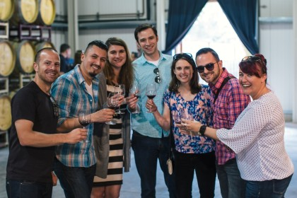 Sonoma Valley Crush takes place Sept 16-18 at 11 boutique wineries (Submitted photo)