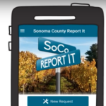 """Report It"" to Sonoma Cty."