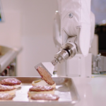 Meet 'Flippy,' the hamburger cooking robot