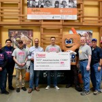 Dunkin' at the Food Bank