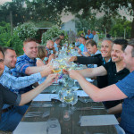 The fabulousness of Gay Wine Weekend