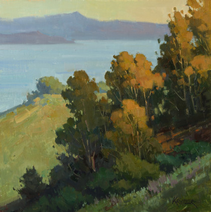 'Grizzly Peak View' by Paul Kratter