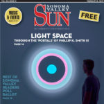 Light Space -- Through the 'Portals' with Phillip K. Smith