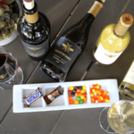 Pairing wine and Halloween candy