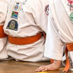 How do teenagers benefit from learning martial arts?