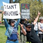 Cruelty and lies at Sonoma anti-mask 'protest'